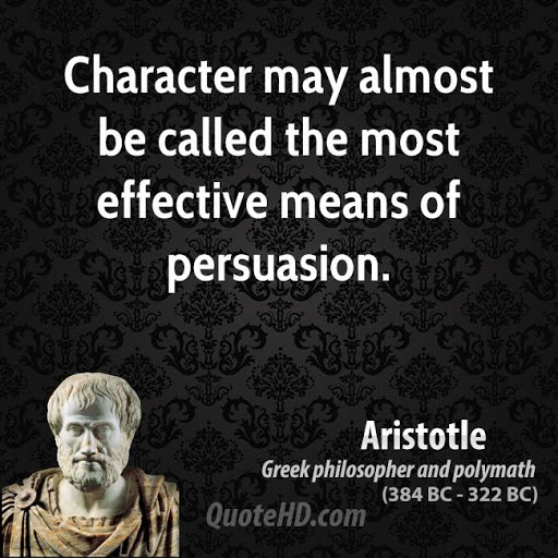 A Quote From Aristotle